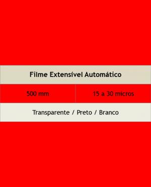 Filme Extensível Automático